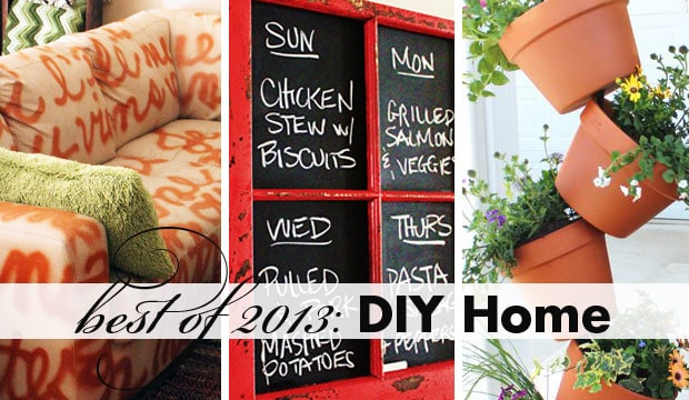 Best of 2013 home DIY Best of 2013: DIY Home