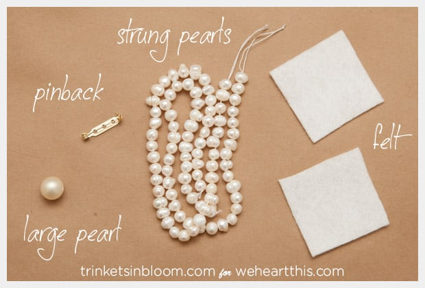 twisted-pearl-brooch-supplies