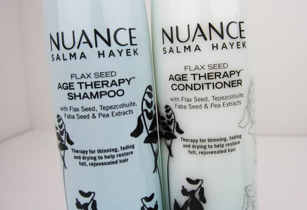 Nuance Hair 2 Nuance Salma Hayek Hair Care   Photos and Review