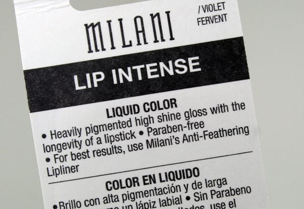 Milani Lip Intense 3 Milani Lip Intense Liquid Color   swatches and review