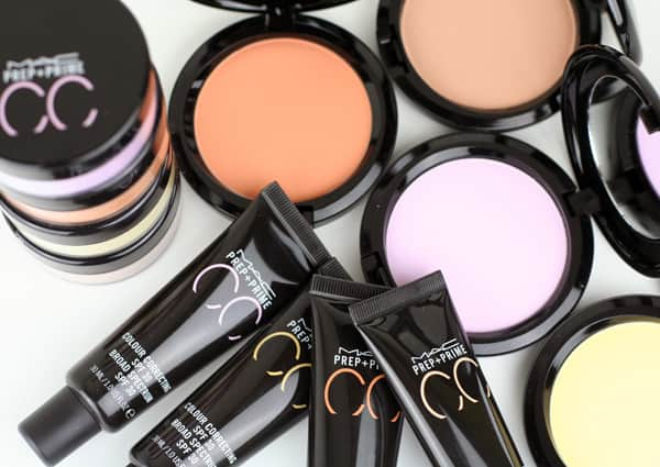 MAC Prep Prime CC Colour Correcting 2 Get Primed For Spring with MAC Prep + Prime Products