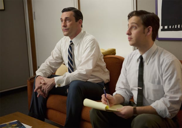 Death Stare Mad Men Musings: The Monolith