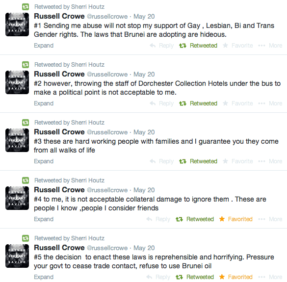 Russell-Crowe-tweets-support-Beverly-Hills-Hotel