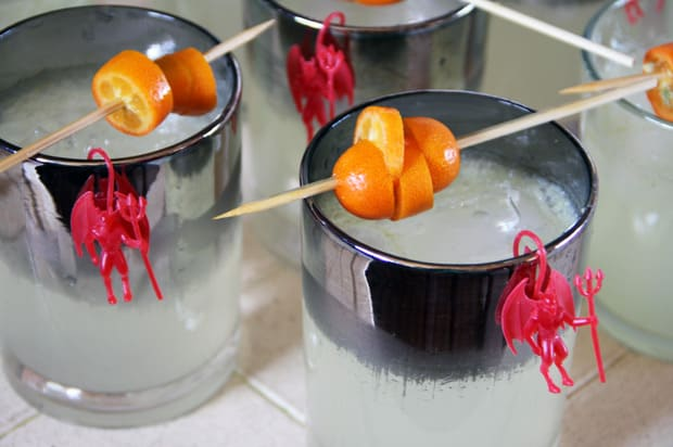 Kumquat cocktail recipe Best of: Summer Party Ideas