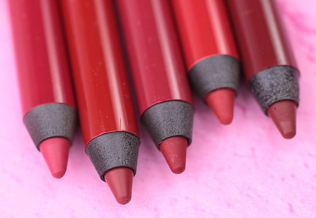 Urban Decay 247 glide on lip pencil 2 Urban Decay Red Lipstick Guide