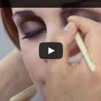 Vintage Lookbook: How To Create 1920s Flapper Make-Up