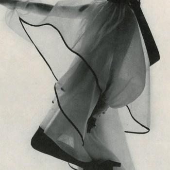 Moyra Swan photographed by Bert Stern, 1969