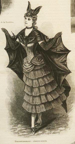 Victorian halloween costume