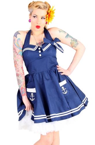 Hell Bunny - Motley Mini Dress