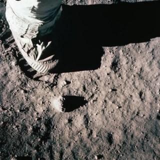 Holiday snapshots on the moon