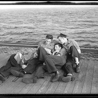 Edward Steichen's war photographs