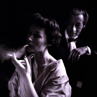 Rex Harrison lurking in the background