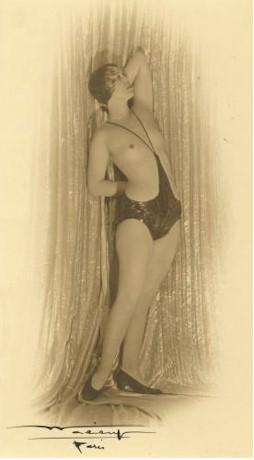 e08a0017b5 1920s monokini (topless swimsuit) – We Heart Vintage blog  retro fashion