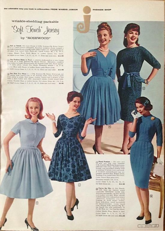 Vintage Fashion Catalog 72