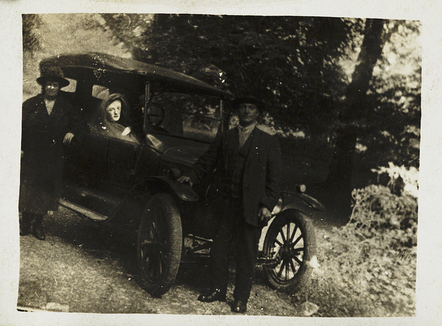 1920s spirit photography