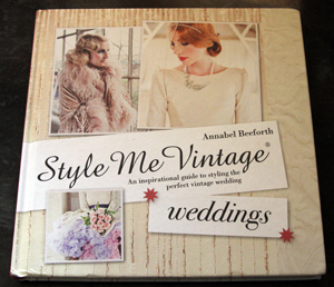 Book Review: Style Me Vintage: Weddings
