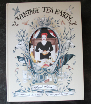 Book review: The Vintage Tea Party Book