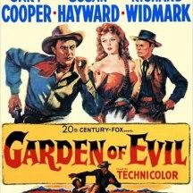 Gary Cooper in Garden of Evil