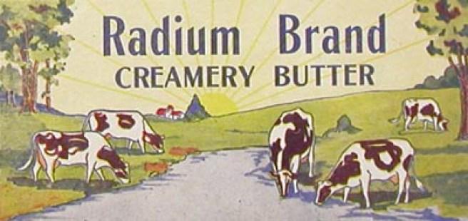 Radium Brand Butter
