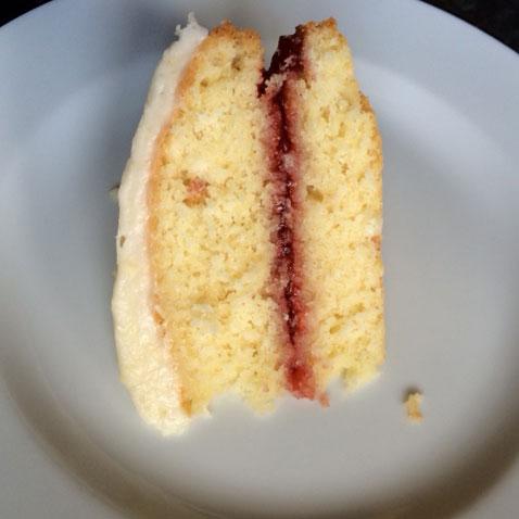 Vintage recipe: coconut cake