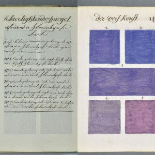 An Amazing 17th Century Pantone Colour Book