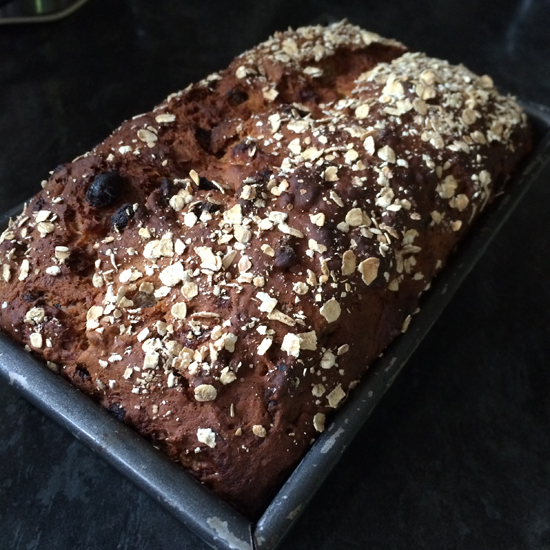 Fat free sugar free banana bread