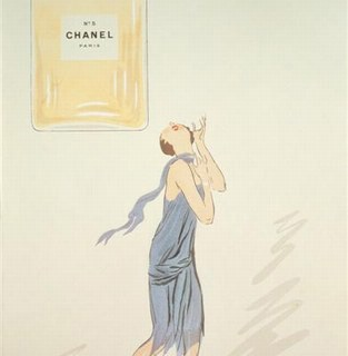 1920s Chanel No.5 Advert