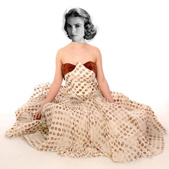Dressing Grace Kelly: A Vintage Fashion Challenge