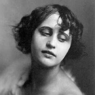 The Short Life of Russia's First Silent Movie Star: Vera Kholodnaya