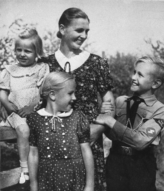 Hitler Youth uniforms