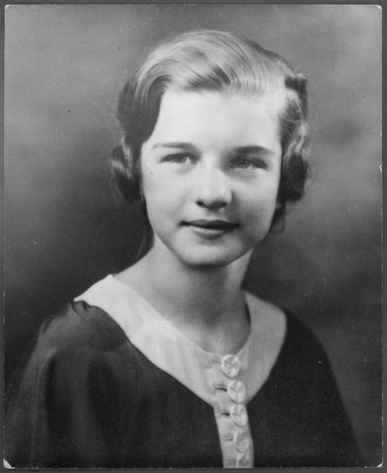 Young Betty Ford / Bloomer