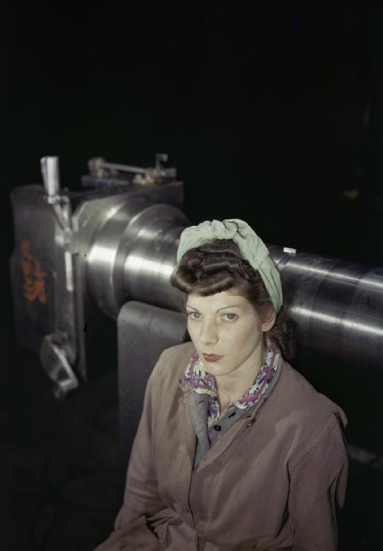 What Women Really Looked Like in WW2
