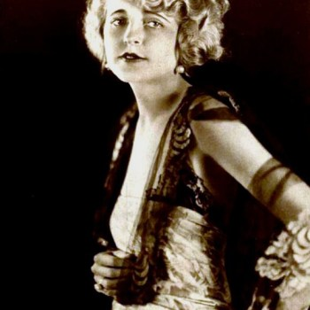 Forgotten Silent Movie Actresses: Rubye De Remer
