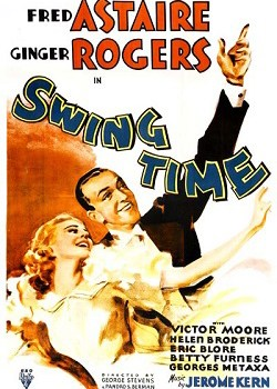 Movie Tuesday: Swing Time (1936)