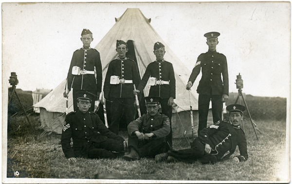 WW1 Young soldiers
