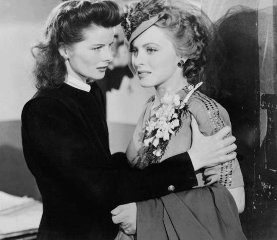 Katharine Hepburn's style