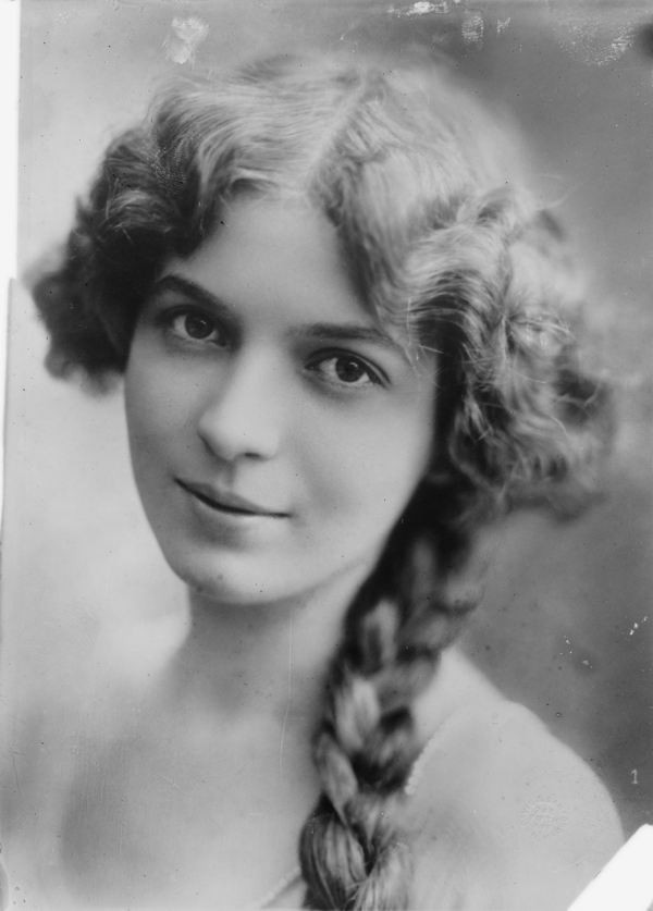 1920s Screen Stars: Ina Claire