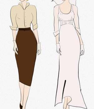Marilyn Monroe's Wedding Dresses (Her Real Ones)