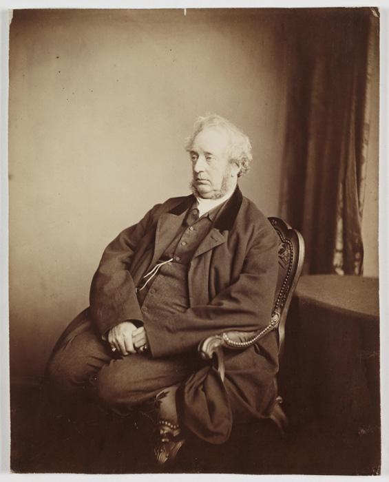 Victorian doctor Dr. Hugh Welch Diamond