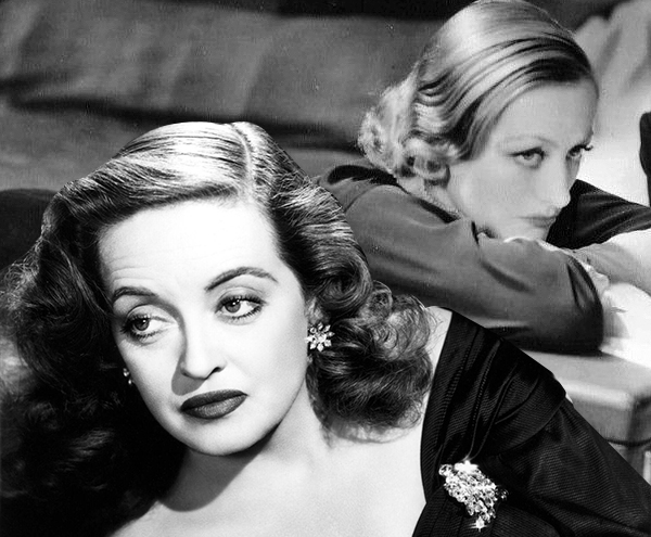 Joan Crawford vs Bette Davis