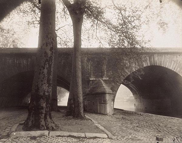 River Seine 1920s Paris