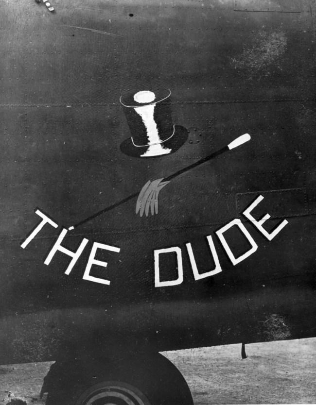 1940s airplane nose art ww2