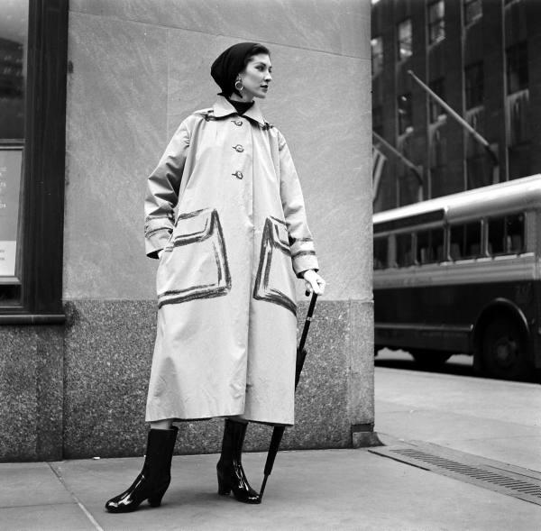 1950s Hermes dress