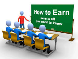 Online earning  how to earn online