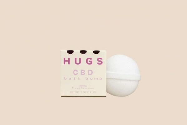 Hugs - CBD 泡澡球 薰衣草