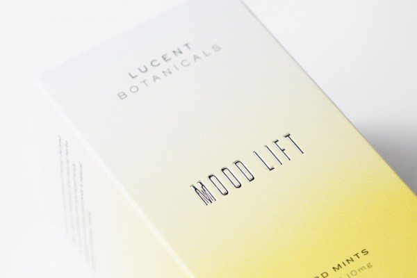 Lucent 漢麻CBD薄荷爽口糖- 好心情配方 40入