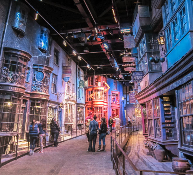 Harry Potter Studios Winkelgasse