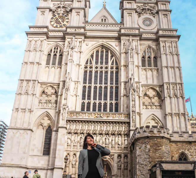 Kurztrip nach London Westminster Abbey