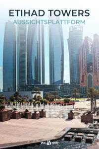 Pinterest Etihad Towers Aussichtsplattform
