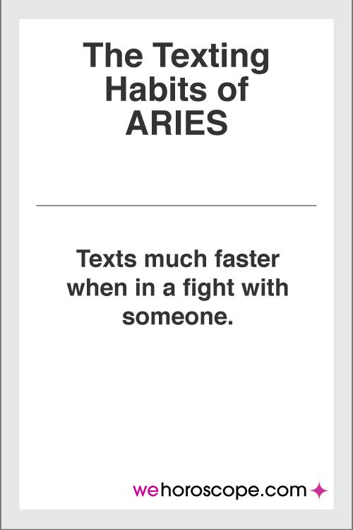 aries-texting-habits
